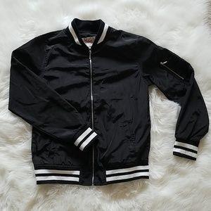 Girl's Justice Windbreaker Lightweight Jacket sz16
